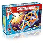 Mgm - 950116 - Jeu De Construction - Supermag Maxi Fluo 66