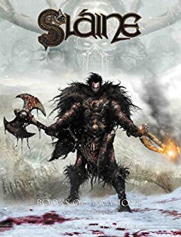Slaine: Books Of Invasions Vol. 3: The Books of Invasions: v. 3 by [Mills, Pat]