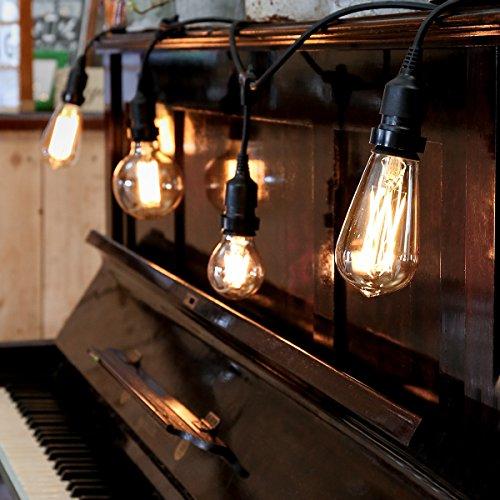 240V Innen/Außen Beleuchtung – stilvolle Alternative zur Partylichterkette – 10m...