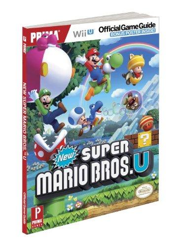 Preisvergleich Produktbild New Super Mario Bros. U: Prima Official Game Guide