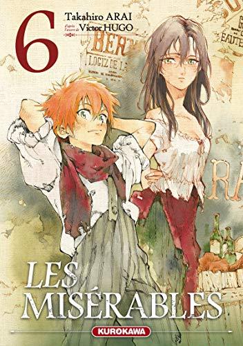 Les Misérables - tome 06 (6) par Victor HUGO, Takahiro ARAI