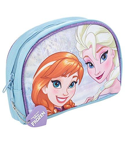 Disney El reino del hielo Chicas Bolso neceser – Turqueza