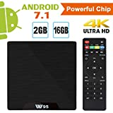 Android TV Box - VIDEN Android 7.1 TV BOX, Smart Android box, Amlogic