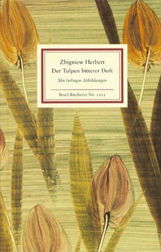 Der Tulpen bitterer Duft (Der Zukunft Duft)