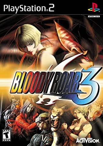 Bloody Roar 3 (PS2) [PlayStation2]