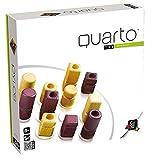 Gigamic QTM Quarto Mini - Juego de mesa de estrategia con piezas de madera (importado de Alemania)
