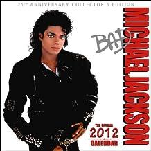 Michael Jackson Official Calendar: 25th Anniversary Collector's Edition