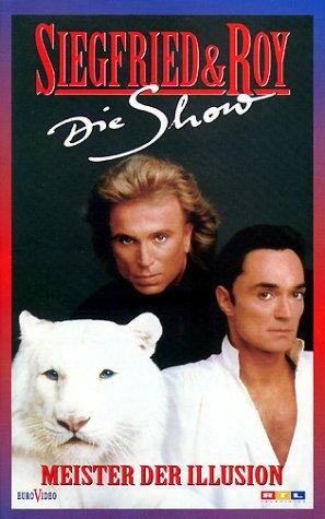 Produktbild Siegfried & Roy - Die Show [VHS]
