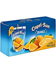 Capri-Sun Drink Orange, 10 x 200 ml