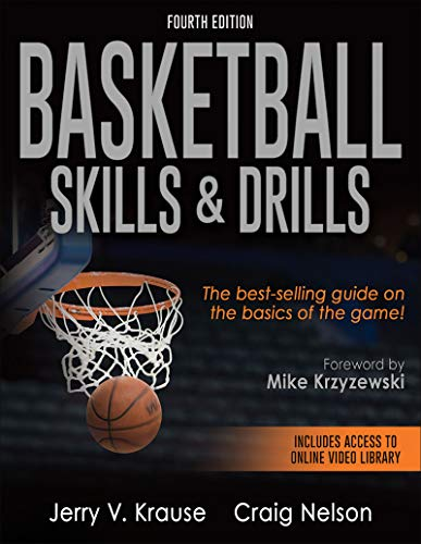 Basketball Skills & Drills (4th ed)
