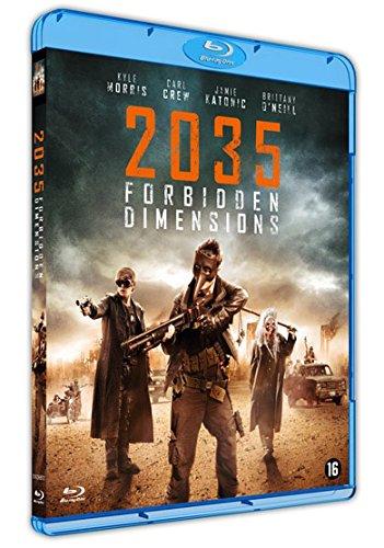 2035 : Sauvez le futur / 2035: Forbidden Dimensions ( The Forbidden Dimensions ) [ Origine Néerlandais, Sans Langue Francaise ]