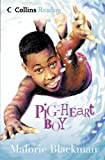 Cover of: Pig-heart Boy (Cascades) | Malorie Blackman