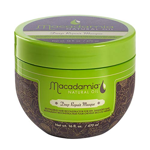 Macadamia Natural Oil Deep Repair Masque, 1er Pack (1 x 470 ml) -