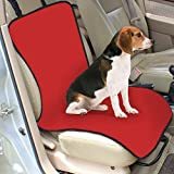 Styleys Pet/Dog Single Car Seat Protection Cover