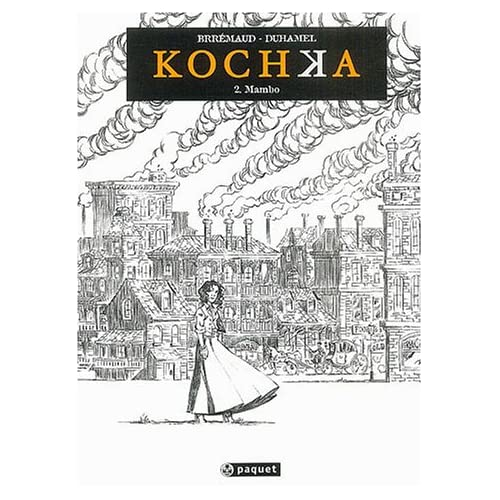 Kochka 2 (version crayonnée)