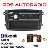 AUTORADIO GXR550 USB SD MP3 Bluetooth UKW Mercedes C W203 Viano
