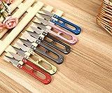 PHILNA125pezzi Nuovo cucito taglio Nipper ricamo filati filati pesca cutter forbici
