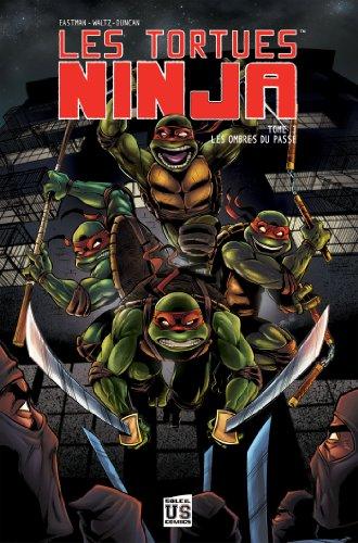 TMNT - Les Tortues Ninja T03: Robots et cerveaux