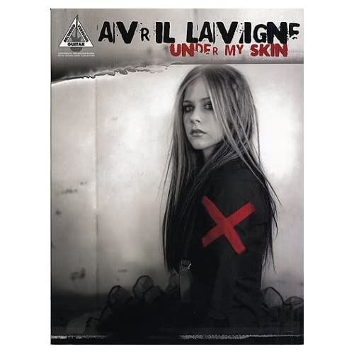 Partition : Lavigne Avril under my Skin - Guit. Tab.