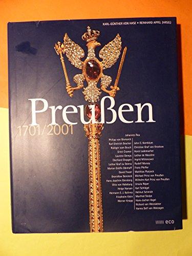 Preußen 1701 - 2001. Sonderausgabe