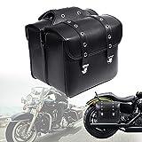 housesweet Motorrad Seite Satteltasche wasserdicht Gepäck Aufbewahrungstasche Seite Heavy Duty Tool...