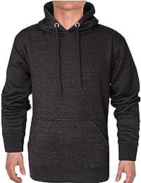Generic - Sweat-shirt à capuche - Chemise - Manches Longues - Homme