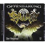 Offenbarung 23, Der Metatron, 1 Audio-CD