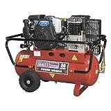 Sealey Sa5040Compresseur Plastique Courroie d'entraînement moteur à essence 4HP