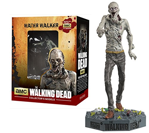 Figura de plomo y resina The Walking Dead Collector's Models Nº 9 Water Walker 1