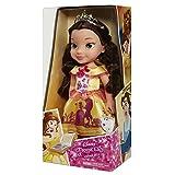 Die besten Disney Princess Puppen - My First Disney Princess-75872-Puppe Prinzessin Belle-38cm Bewertungen