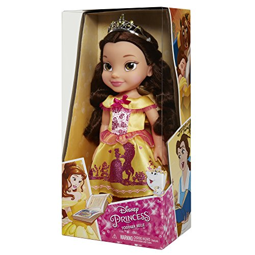 Toddler Princess Disney (My First Disney Princess–75872–Puppe Prinzessin)