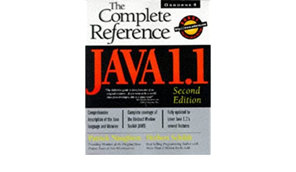 Java 1 1: The Complete Reference: Amazon in: Patrick