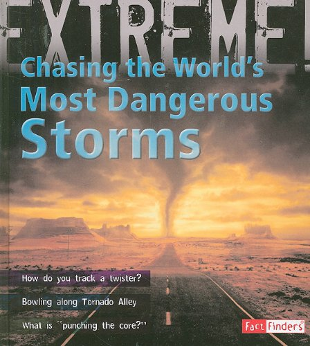 Extreme Storm Chaser Us Edition (Fact Finders)