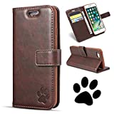 Best Iphone 5s Holsters - QLTYPRI iPhone 5 5S SE Wallet Case, Vintage Review