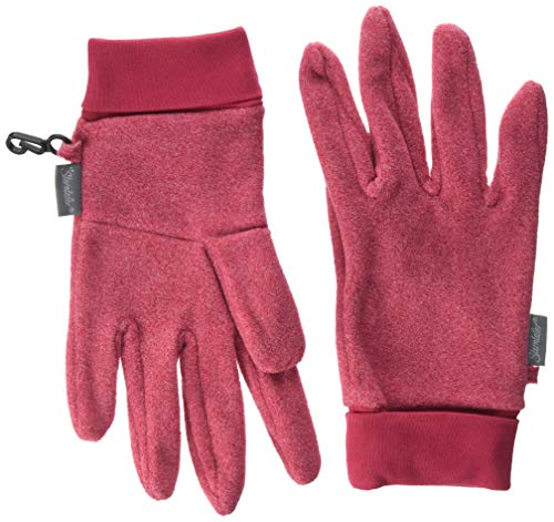 Sterntaler Mädchen Fingerhandschuh Gants, Rouge (beerenr. Mel. 816), 5 Handschuhe, Rot, 5