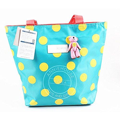 ZYT Wasserdicht Schulter Handtasche große Mommy Tasche Handtaschen b