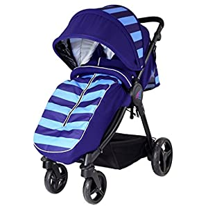 iSAFE Sail Stroller - 7 Colours! (Navy)   2