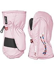Guantes para niños Shorty.ZX Zanier, rosa, S, 90104