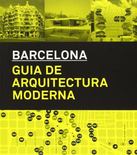 Barcelona. Guía De Arquitectura Moderna (ACTAR)