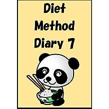 Diet Method Diary 7 (Japanese Edition)