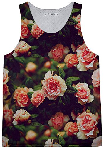 pizoff-unisex-narrow-cut-floral-mesh-tank-perforated-material-tank-tops-colorful-flowers-y1731-34-l