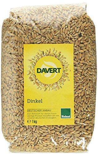 "Davert Dinkel ""So nah, so gut"", 4er Pack (4 x 1 kg) – Bio"