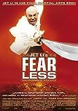 Jet Li`s Fearless (2007) | original Filmplakat, Poster [Din A1, 59 x 84 cm]