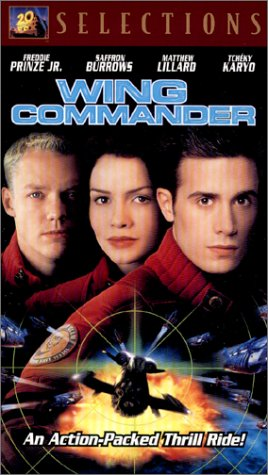 (Wing Commander: Space Will Never Be the Same [VHS])