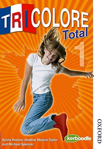 Tricolore Total 1: Student's Book
