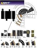 Scalextric C8200 Quarter Straight 87 millimetre x2 (C158) 1:32 Scale Accessory