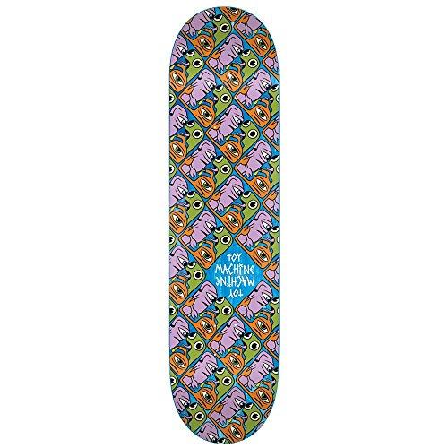 Toy Machine Skateboard Deck Squared 8.25'' Skateboard Deck -