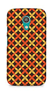 Amez designer printed 3d premium high quality back case cover for Motorola Moto G2 (Cool Pattern15)