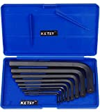 KETSY 816 (CRV)ALLEN KEY SET OF 9 PCS (1...