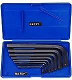 KETSY 816 (CRV)ALLEN KEY SET OF 9 PCS (1...